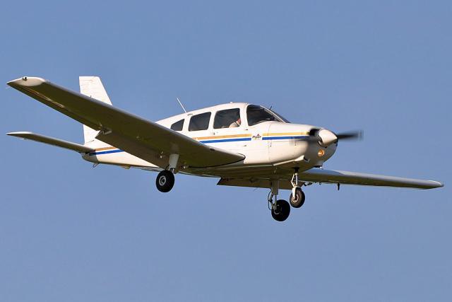 Полет на Piper PA-28.jpg