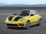 "Volkswagen превратили Beetle в ""желто-черного гонщика"""