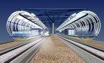Железная  дорога поможет разгрузить пробки к 2020 году