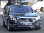 Самый мощный S-класс от Mercedes-Benz засветился перед фотошпионами