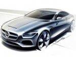 В новом поколении купе Mercedes-Benz S-class сменит имя