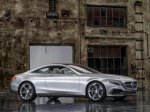 Купе Mercedes-Benz S-class примерило статус концепта