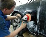 Защита кузова машины от коррозии