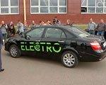 В Беларуси может появиться свой электромобиль