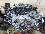 Ремонт двигателя «Мерседес» – от разборки до изготовления гильз