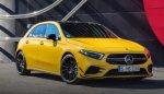 Самый дешевый хэтчбэк Mercedes-AMG A 35