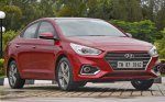 Рестайлинг седана Hyundai Solaris