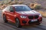 Обновление заряженных кроссов BMW X3 M и X4 M