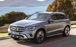 Кроссовер Mercedes-Benz GLC получит новые двигатели