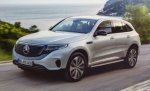 Начались продажи электрокроссовера Mercedes-Benz EQC