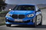 Переднеприводный хэтчбэк BMW 1-series