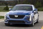 Новое поколение компактного седана Cadillac CT4
