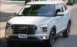 Новое поколение кроссовера Hyundai Creta