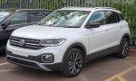 Новый компактный кроссовер Volkswagen Tacqua для Китая