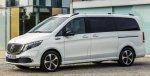 Электрический минивэн Mercedes-Benz EQV