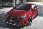 Хэтчбэк Toyota Yaris превратился в бюджетный кроссовер