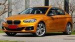Обновление переднеприводного седана BMW 1 Series для Поднебесной