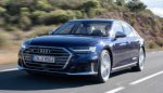 Длиннобазовая версия заряженного седана Audi S8
